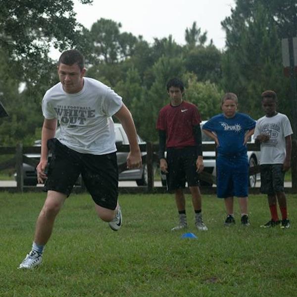 Athletic Training Top Notch Training